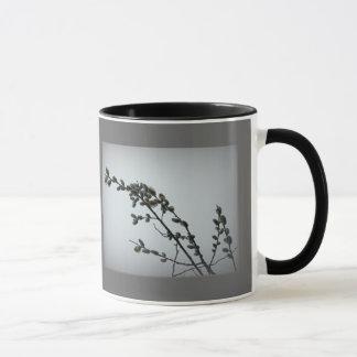 Springtime Pussy Willow Catkins Mug