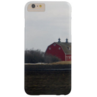 Springtime Red Barn Barely There iPhone 6 Plus Case