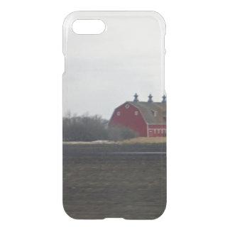 Springtime Red Barn iPhone 7 Case