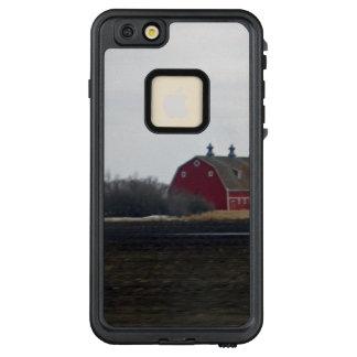 Springtime Red Barn LifeProof FRĒ iPhone 6/6s Plus Case