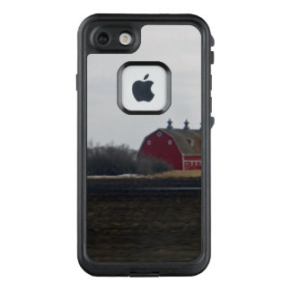 Springtime Red Barn LifeProof FRĒ iPhone 7 Case