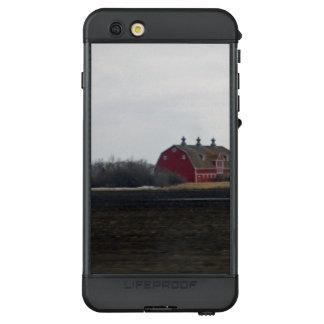 Springtime Red Barn LifeProof NÜÜD iPhone 6s Plus Case