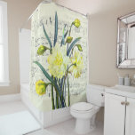 Springtime Song Shower Curtain