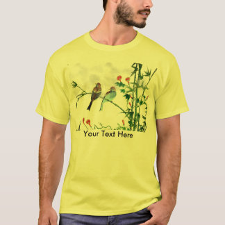 Springtime Sparrows T-Shirt