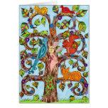Springtime Tree of Life Cards