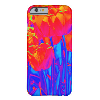 Springtime Tulips Barely There iPhone 6 Case