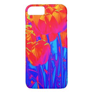 Springtime Tulips iPhone 7 Case