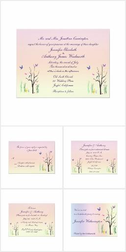 Springtime Wedding
