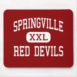 Springville - Red Devils - High - Springville Utah Mouse Pad