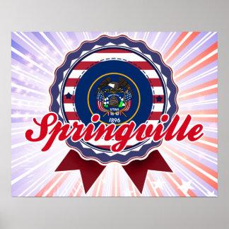Springville, UT Posters