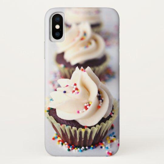 Sprinkle Cupcakes iPhone X Case