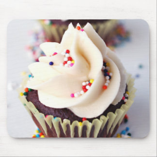 Sprinkle Cupcakes Mouse Pad