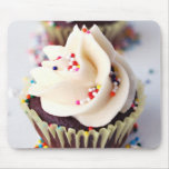 Sprinkle Cupcakes Mouse Pads