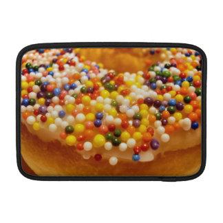 Sprinkle Donut MacBook Sleeves