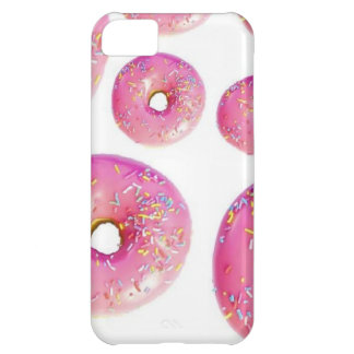 Sprinkle me donuts iPhone 5C cases