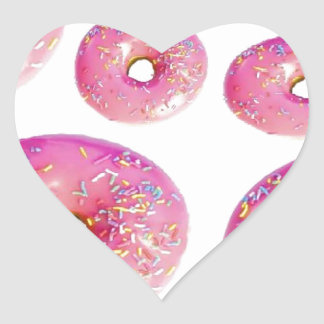 Sprinkle me donuts stickers