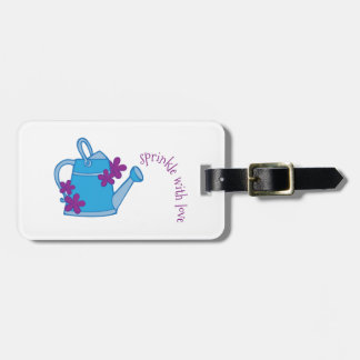 Sprinkle with Love Tag For Luggage