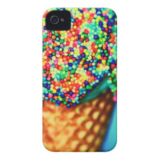 Sprinkled cone iPhone 4 Case-Mate cases