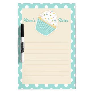 Sprinkled Cupcake Dry Erase Board