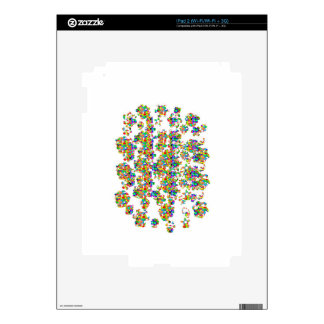SPRINKLED Jewels Graphics: SIGNATURE Art by NAVIN Skins For The iPad 2