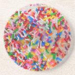 Sprinkles! Beverage Coasters