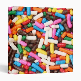 Sprinkles Binder