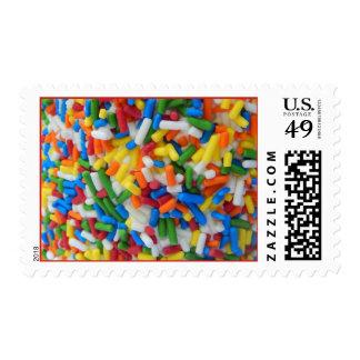 Sprinkles Birthday Postage