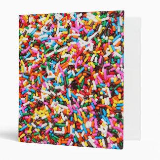 Sprinkles Candy Binder