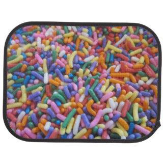 Sprinkles Car Floor Mat
