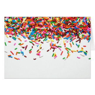 Sprinkles Cards