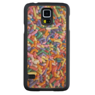 Sprinkles Carved® Maple Galaxy S5 Case