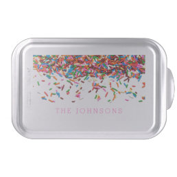 Sprinkles Custom Cake Pan