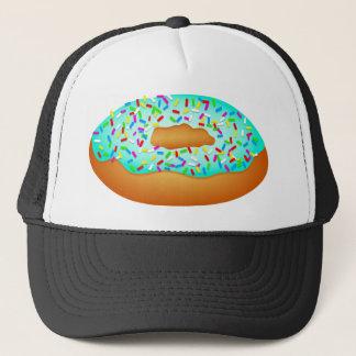 Sprinkles Doughnut Trucker Hat