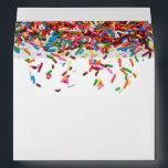 "Sprinkles Envelope<br><div class=""desc"">Sprinkles</div>"