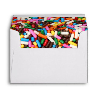 Sprinkles Envelope