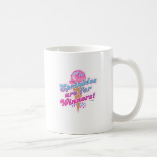 Sprinkles está para los ganadores taza clásica