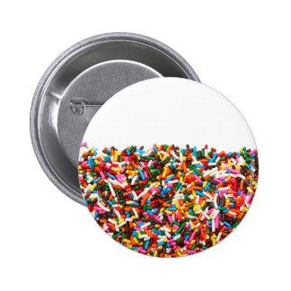 Sprinkles-Filled Button