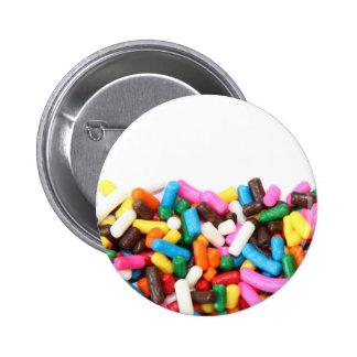 Sprinkles Filled Button