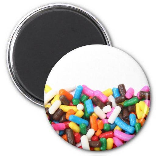 Sprinkles Filled Magnet