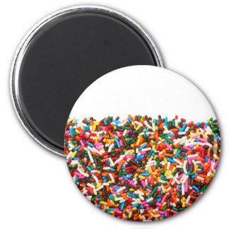 Sprinkles-Filled Magnet