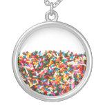 Sprinkles-Filled Necklace