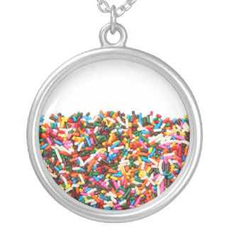 Sprinkles-Filled Necklace