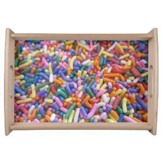 Sprinkles Food Tray