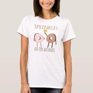 Sprinkles For Winners Donut T-Shirt