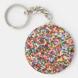 Sprinkles Keychain