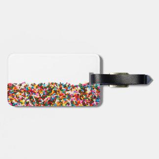 Sprinkles Luggage Tag