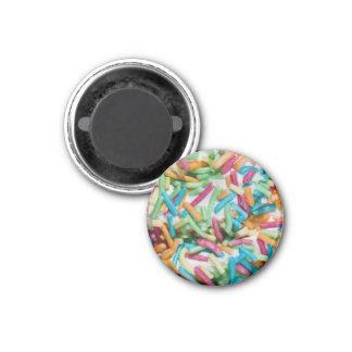 Sprinkles Fridge Magnets
