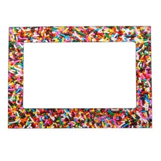Sprinkles Magnetic Frame