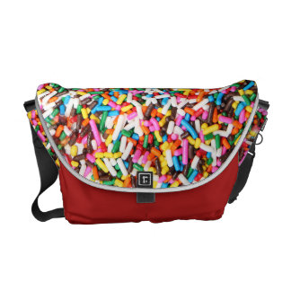 Sprinkles Messenger Bag