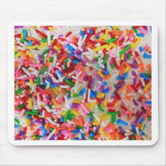 Sprinkles! Mouse Pad